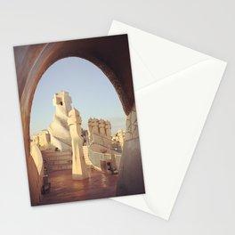 La Pedrera, Barcelona Stationery Cards