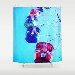 ferris Shower Curtain