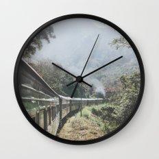 Sri Lanka II Wall Clock