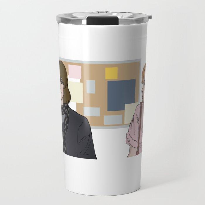 The Girls Of the Breakfast Club Travel Mug