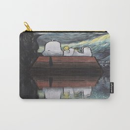 snoopy stary night Carry-All Pouch