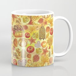 Rustic Fall. Indian summer Coffee Mug