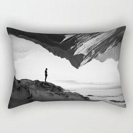 Since the moment I left Rectangular Pillow