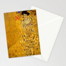 Gustav Klimt Bloch Bauer Stationery Cards