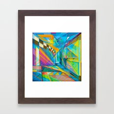 A_18_mckie Framed Art Print