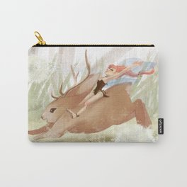Frolicking Carry-All Pouch