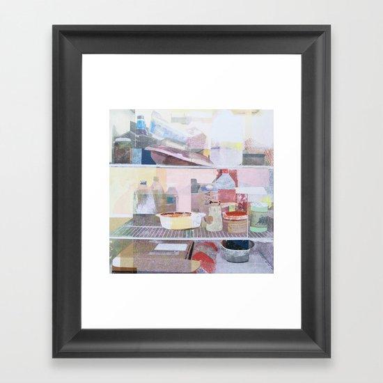 Starving Artist (E.M.D) Framed Art Print