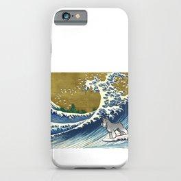 Schnauzer 2 iPhone Case