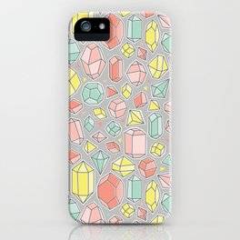 Block Party iPhone Case