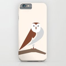 Barn Owl iPhone 6s Slim Case