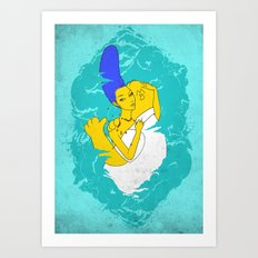 How I Wish~ Art Print