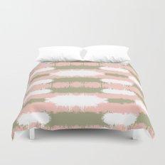 Color Splash Petal Pink Duvet Cover