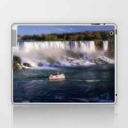 The Maid of the Falls Laptop & iPad Skin