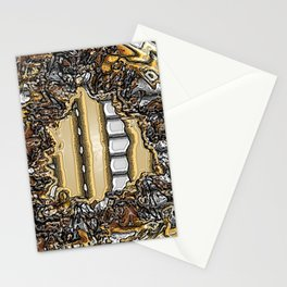 plastic wax factory 05 - Cultes des Goules Stationery Cards