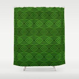 Op Art 79 Shower Curtain