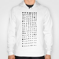 dots Hoodies featuring Dots by Geryes