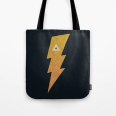 Something with lightning and stuff Tote Bag