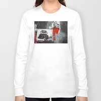 bigfoot Long Sleeve T-shirts featuring Bigfoot by six inch stiletto