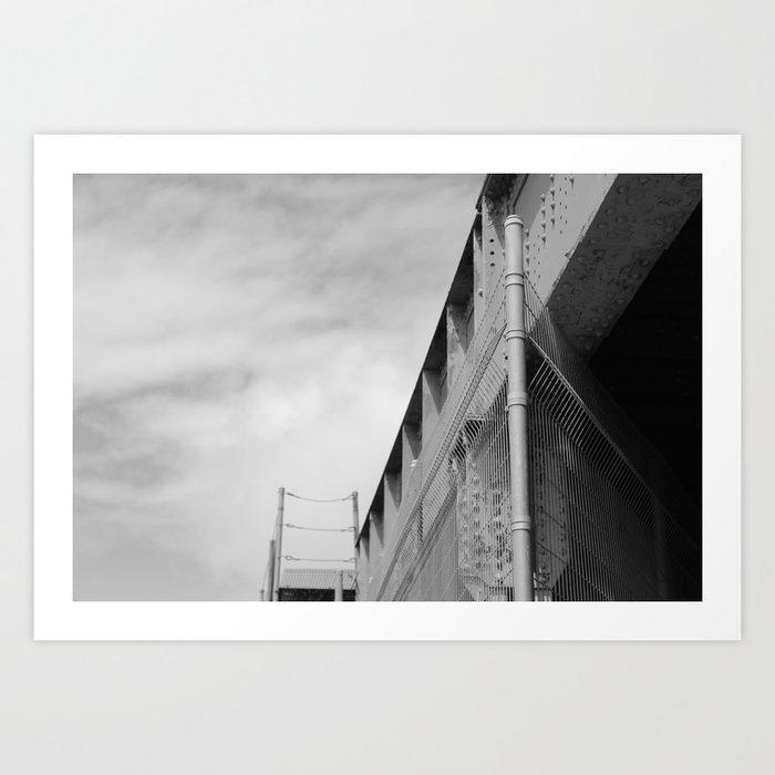 Underpass Art Print