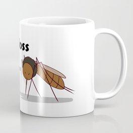 Final Boss - Black Letters Coffee Mug