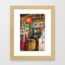 Jet City Framed Art Print