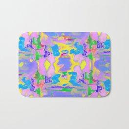 2506 Pastell islands ... Bath Mat