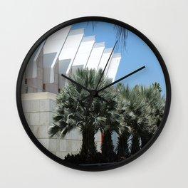 LACMA Quad  Wall Clock