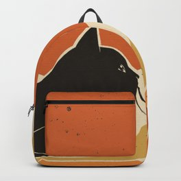 Evening time Backpack
