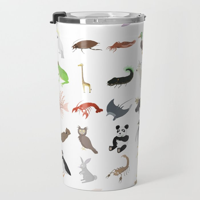 Animals Travel Mug