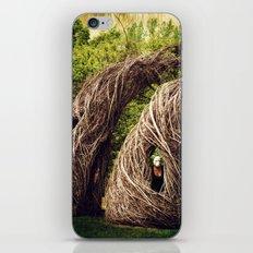 Among the Hidden iPhone & iPod Skin