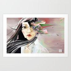 iDORU II Art Print