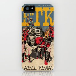 ETK HELL YEAH iPhone Case