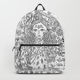 Young Shiva Backpack