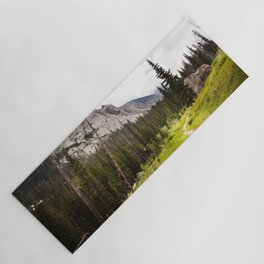 Into The Mountains Yoga Mat