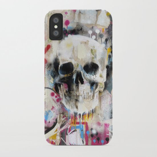 Skull iPhone Case