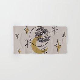 Moon Girl  Hand & Bath Towel