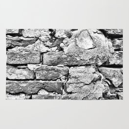 Tuscan Brick Wall Rug