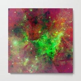 Vibrant Space Metal Print