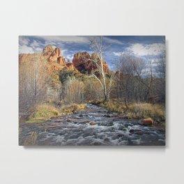 Cathedral Rock in Sedona Arizona Metal Print