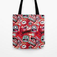 AGGGHH Tote Bag
