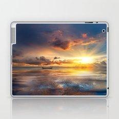 Lost In Paradise Laptop & iPad Skin