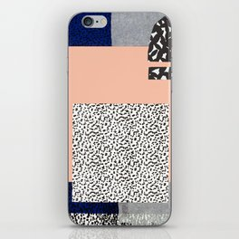 Collage Dropout iPhone Skin