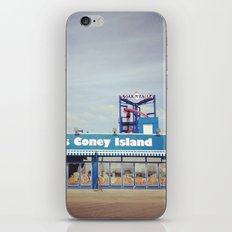 Tom's Coney Island iPhone & iPod Skin