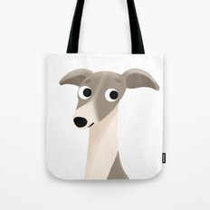 Greyhound - Cute Dog Series Tote Bag