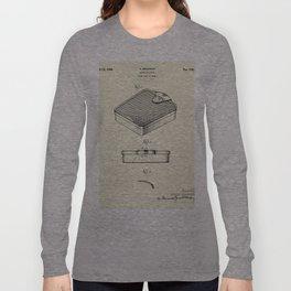Bathroom scale-1938 Long Sleeve T-shirt
