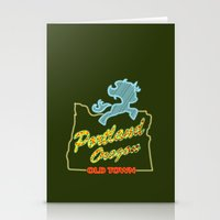 mlp Stationery Cards featuring MLP PDX by Kimball Gray