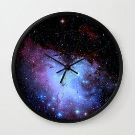 Eagle nEbula. Wall Clock