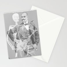 Crown Pursuit -- Black and White Variant Stationery Cards