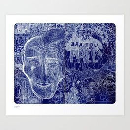 freesupposition Art Print