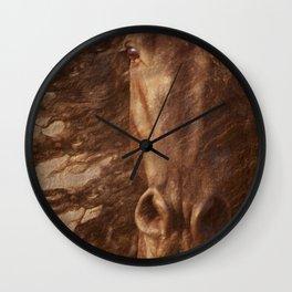 Friesian Spirit Wall Clock